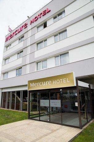 Hotel Mercure Angers Lac De Maine