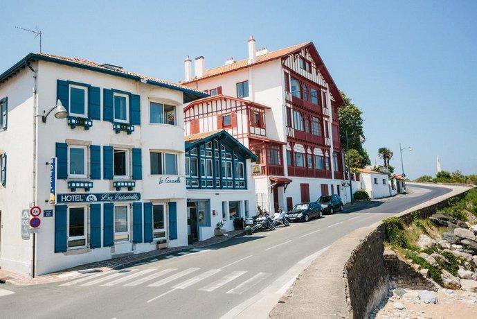 Hotel La Caravelle Ciboure