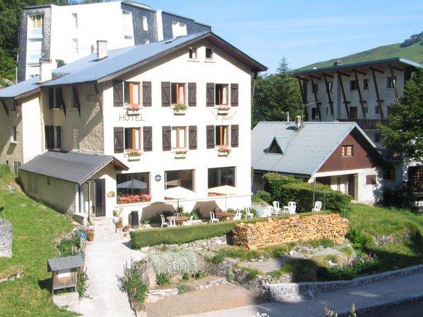 Hotel Le Glacier Gourette
