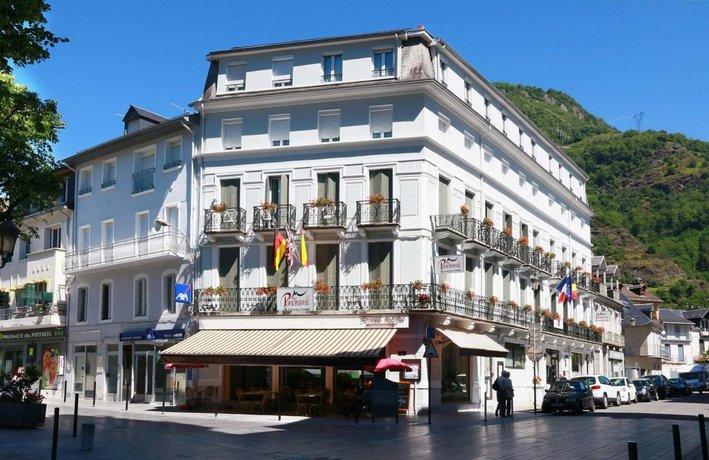 Hotel Panoramic Bagneres-de-Luchon