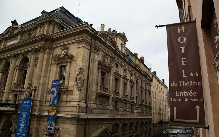 Hotel Du Theatre Lyon