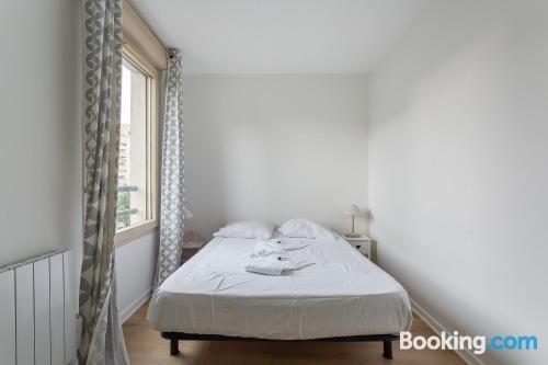 Appartement neuf et spacieux quartier Saxe