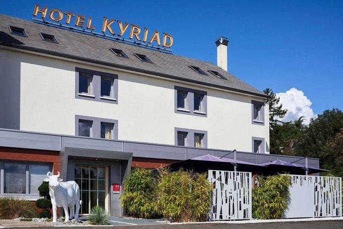 Kyriad Le Mans Est
