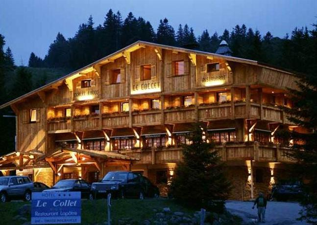 Chalet Hotel Le Collet Xonrupt-Longemer