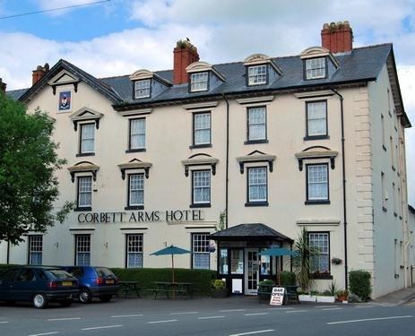 Corbett Arms Hotel