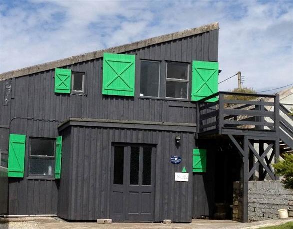 Lower Penderleath Farm Hostel