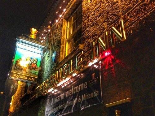 The Bugle Inn Treverbyn