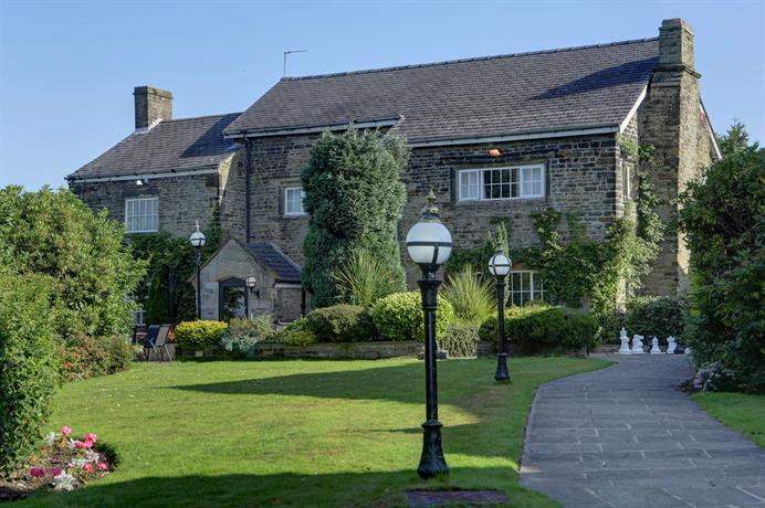B/W Plus Lancashire Manor Hotel