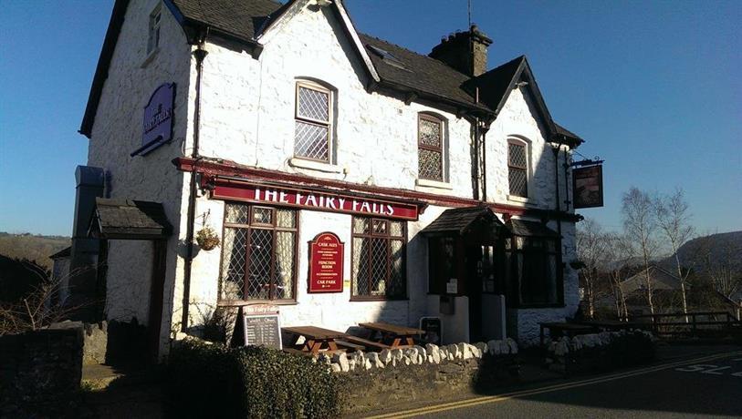 Fairy Falls Hotel