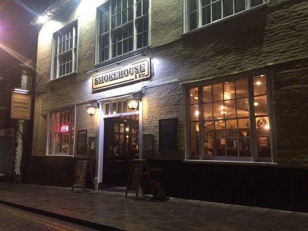The Smokehouse and Lodge