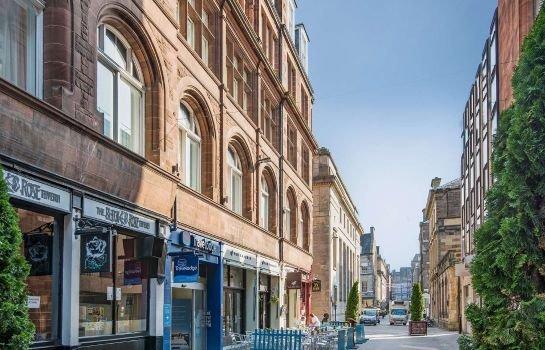Travelodge Edinburgh Central Rose Street