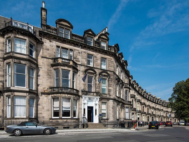 Travelodge Edinburgh Haymarket Hotel