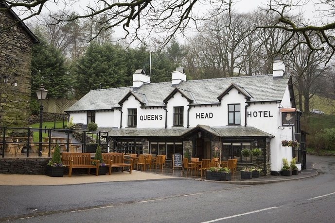 The Queen's Head Hotel Troutbeck