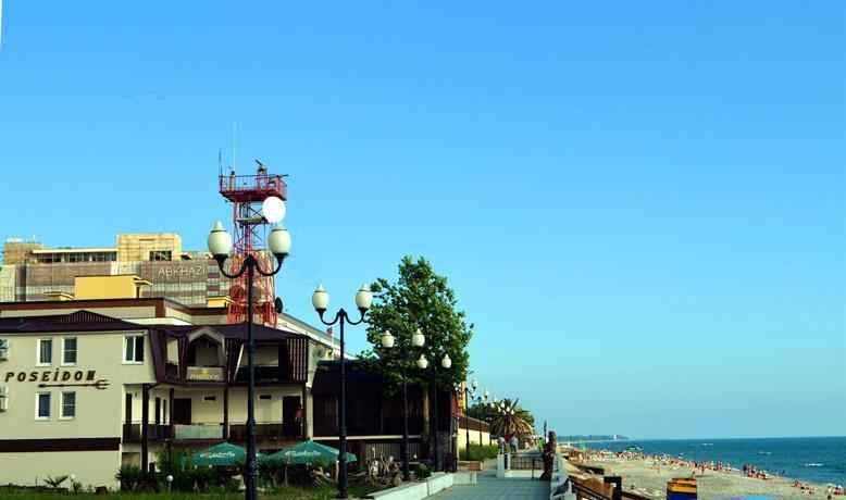 Hotel-Club Poseidon Gagra