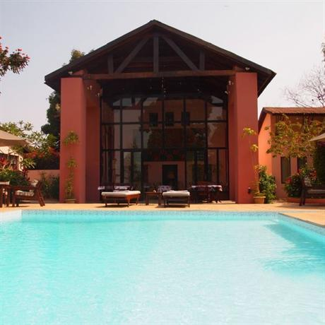 Hibiscus House Gambia