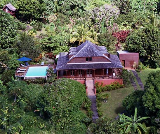 Le Jardin Malanga Hotel Trois-Rivieres Guadeloupe
