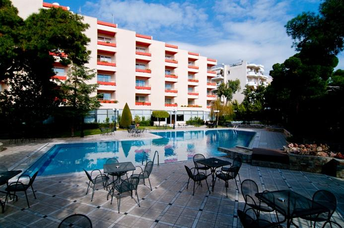 Oasis Hotel Apartments Athens