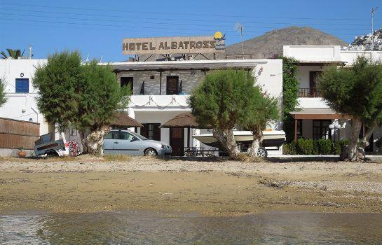 Albatross Hotel Serifos