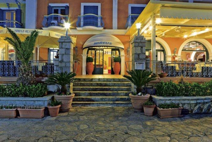 Nireus Hotel Symi