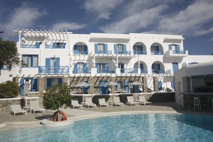 Argo Hotel Mykonos Island