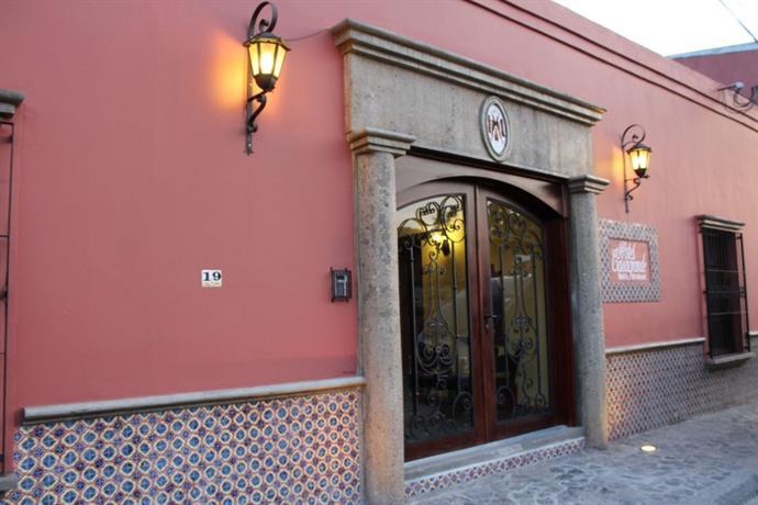 Hotel Casagrande Comayagua