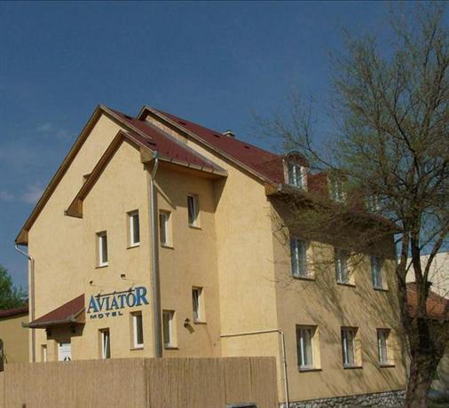Aviator Motel - Vendeghaz
