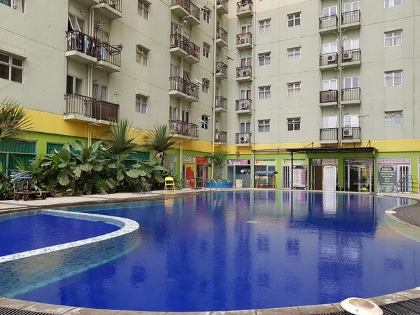 Apartemen The Suites Kayla