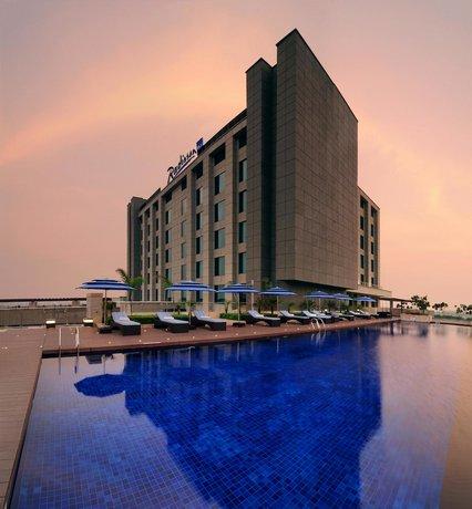 Radisson Blu Hotel New Delhi Paschim Vihar