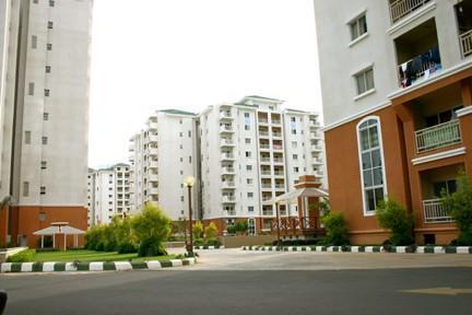 Prestige St Johns Wood Apartments Bangalore