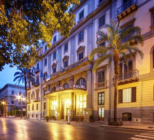 Grand Hotel et Des Palmes