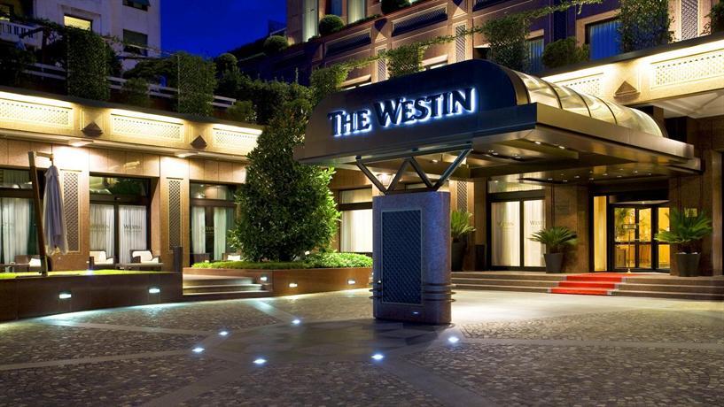 The Westin Palace Milan