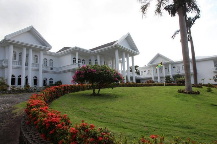 The Jamaica Palace Hotel