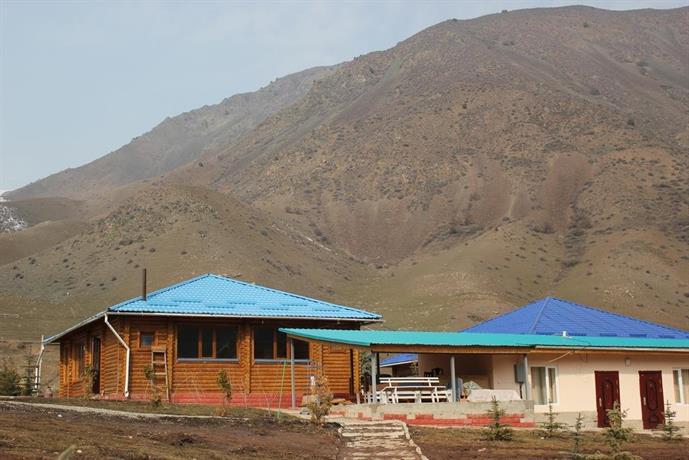 Etnographic Complex Kirghiz Ayli