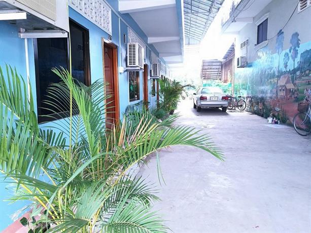Palm Tree Guesthouse Battambang