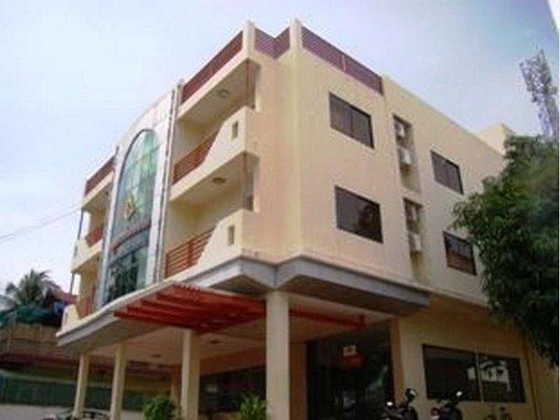 Golden Palace Hotel Battambang