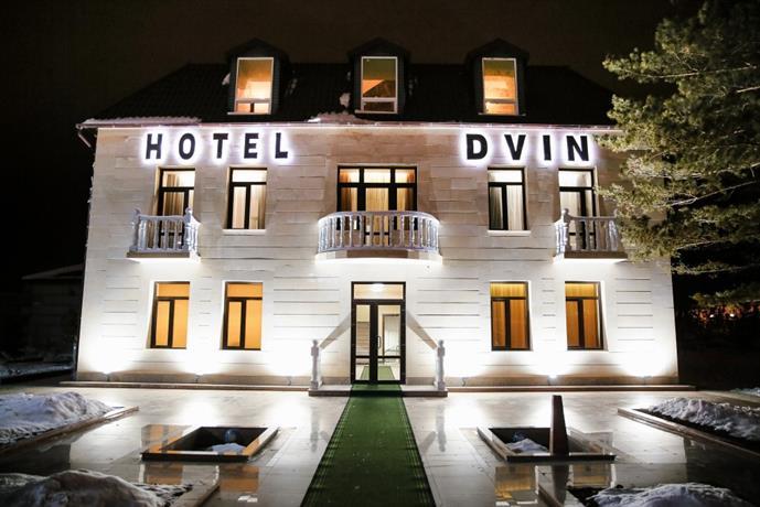 Dvin Hotel Pavlodar