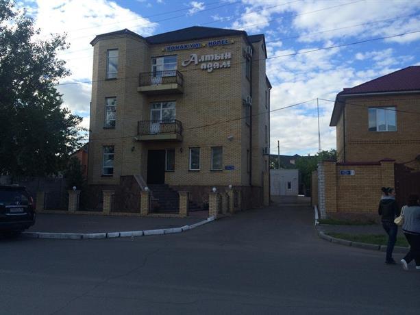 Altyn Adam Hotel Pavlodar