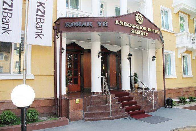 Ambassador Almaty