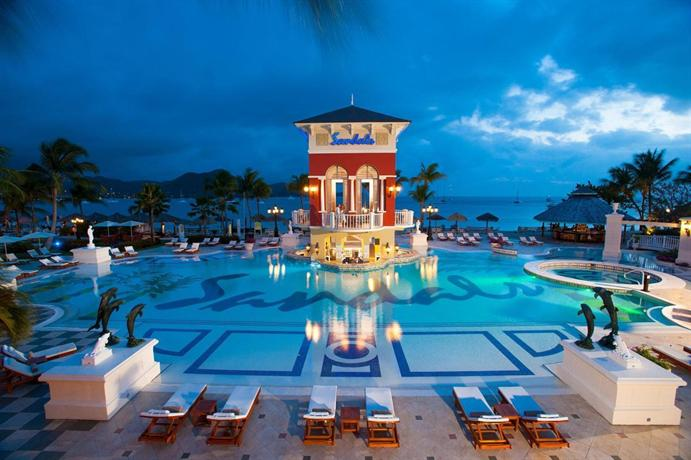Sandals Grande St Lucian Spa and Beach All Inclusive Resort - Couples Only