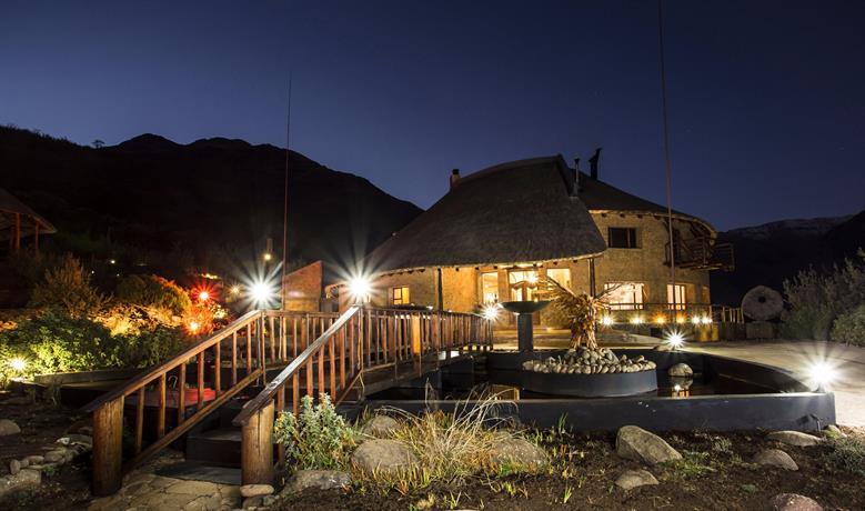 Maliba River Lodge