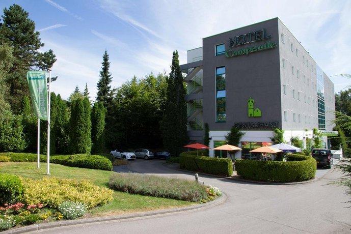 Campanile Hotel Luxembourg Aeroport