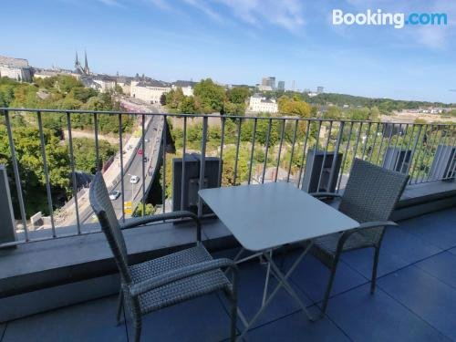 Studio Flat With Best Views Of Luxembourg City