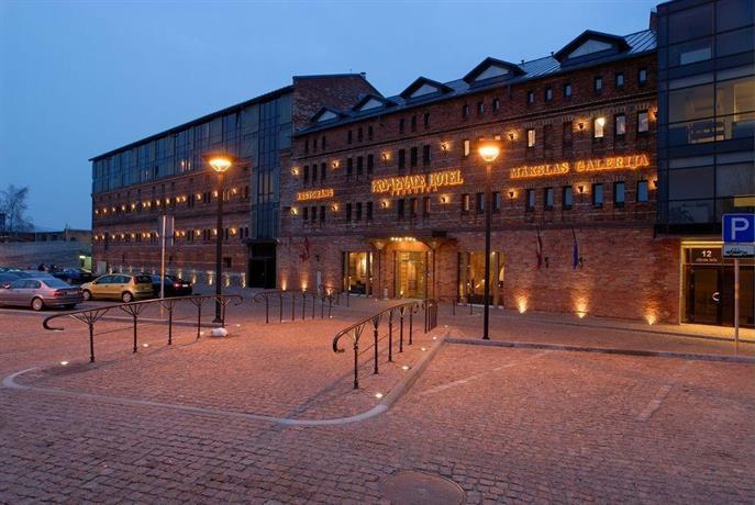 Promenade Hotel Liepaja