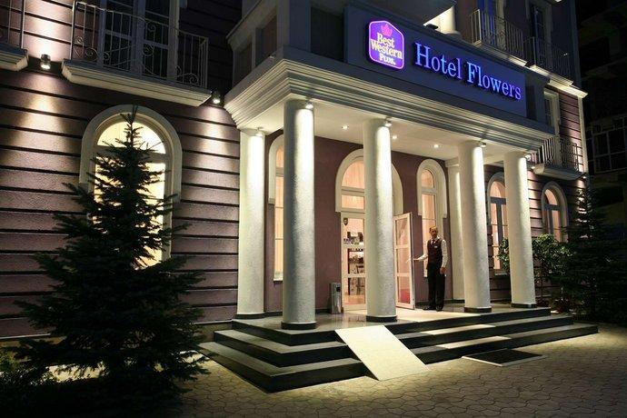 Best Western Plus Flowers Hotel
