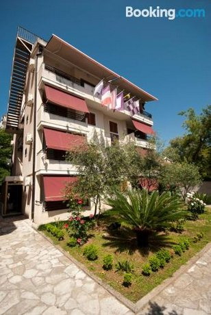 Captain Apartments Budva