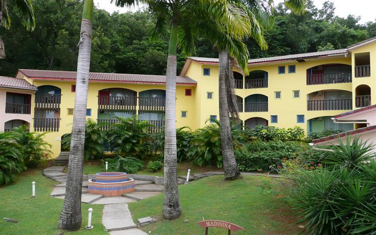 Residence L'Anse Caritan Sainte Anne