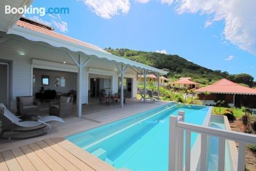 Villa with infiniti pool