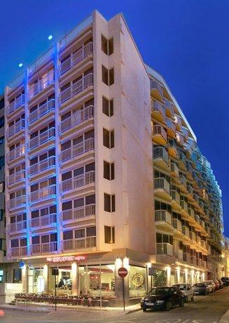 The Diplomat Hotel Sliema