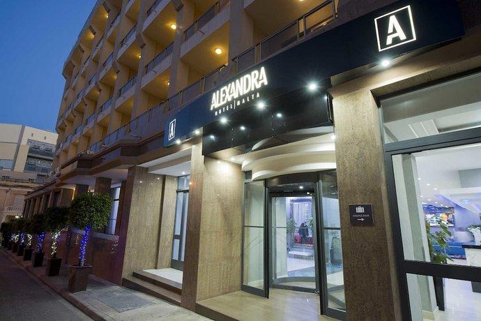 Alexandra Hotel St Julians