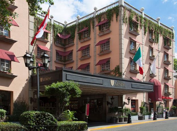 Hotel Geneve CD de Mexico
